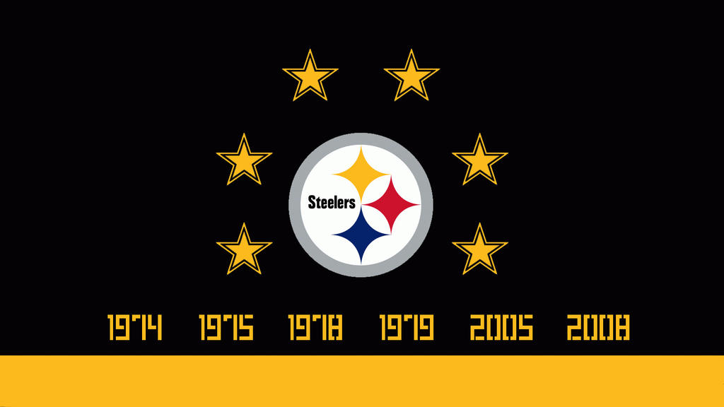 Steelers Championships Wallpaper By Mwoodsoccer