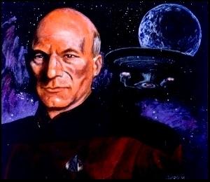 Star Trek: Picard by GerryKissell