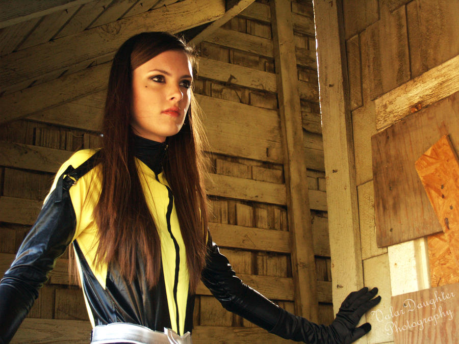 Watchmen Cosplay: Silk Spectre by Valardaughter on DeviantArt Watchmen Characters Silk Spectre