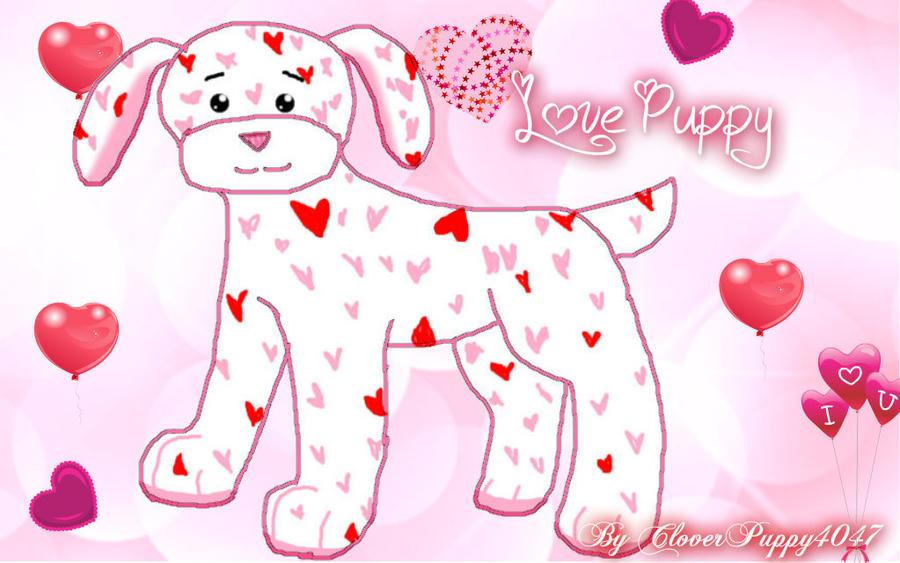 Webkinz Love Puppy by SianiiTheWolf on DeviantArt