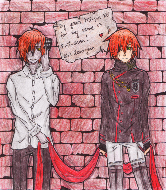 DGM: two sides.
