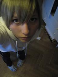DRRR: Masaomi cosplay. BETA
