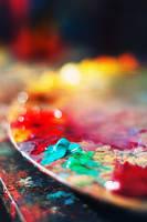 vivid colours by BubbleguN-oo