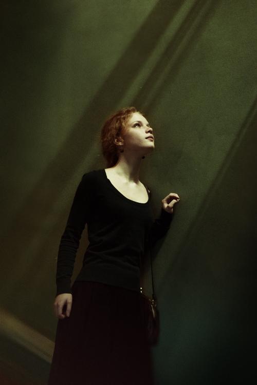 Julia under light by BubbleguN-oo