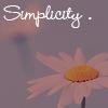 Simplicity. by samentha17