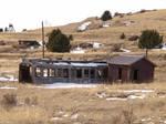 Abandoned building mining
