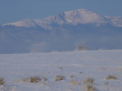 snowy mountain peak 5