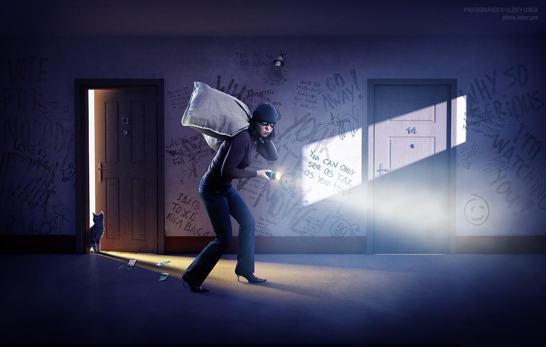 Burglar by lobur