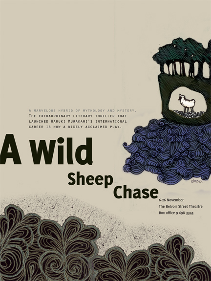 wild sheep chase essay Give essay a title that reflects the main topic assignment topic: westernisation and un-japaneseness are westernisation and un-japaneseness in a wild sheep chase.