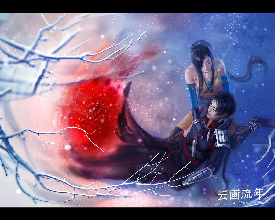 Gu Jian Qi Tan 4 by hiliuyun