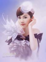 Portrait by hiliuyun