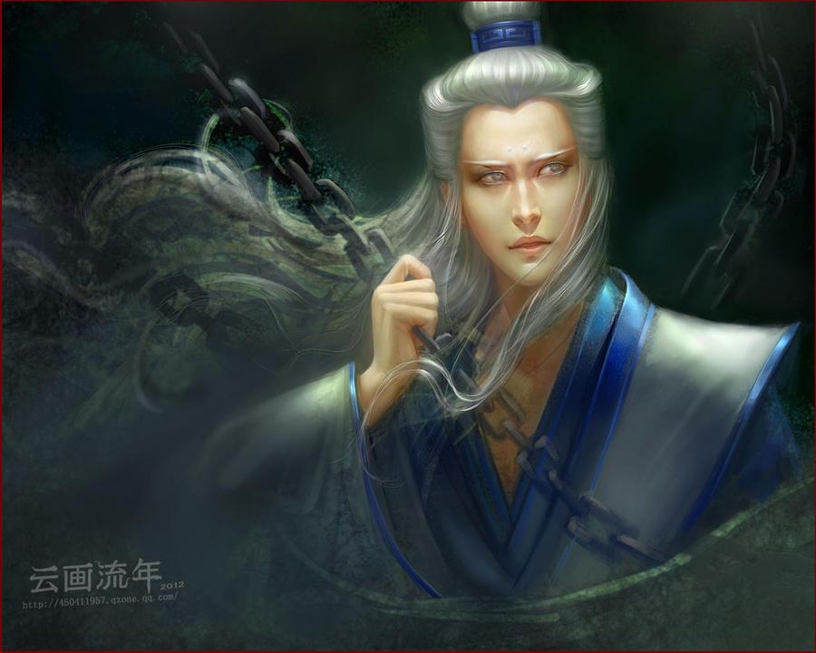 Gu Jian Qi Tan 7 by hiliuyun