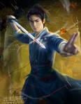 The Legendary Swordsman
