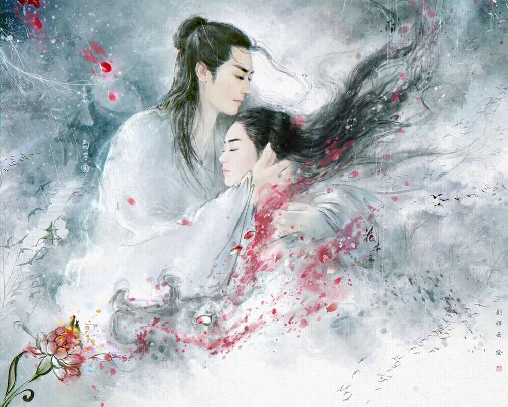 hua qian gu Wallace Huo by hiliuyun