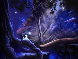 The Sunken Glades by FierySintle