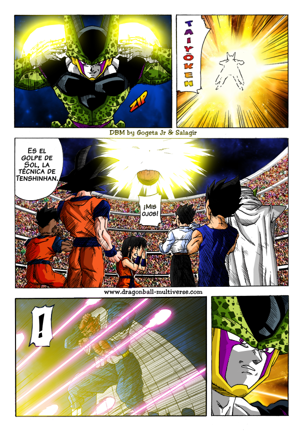 DB MULTIVERSE PAG 116 by E-Roman-B-R