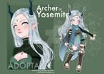 [ClOSE] Adopt Archer of Yosemite #8