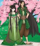 Kitsune Clan Samurai