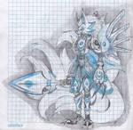 Jubimon - Sketch