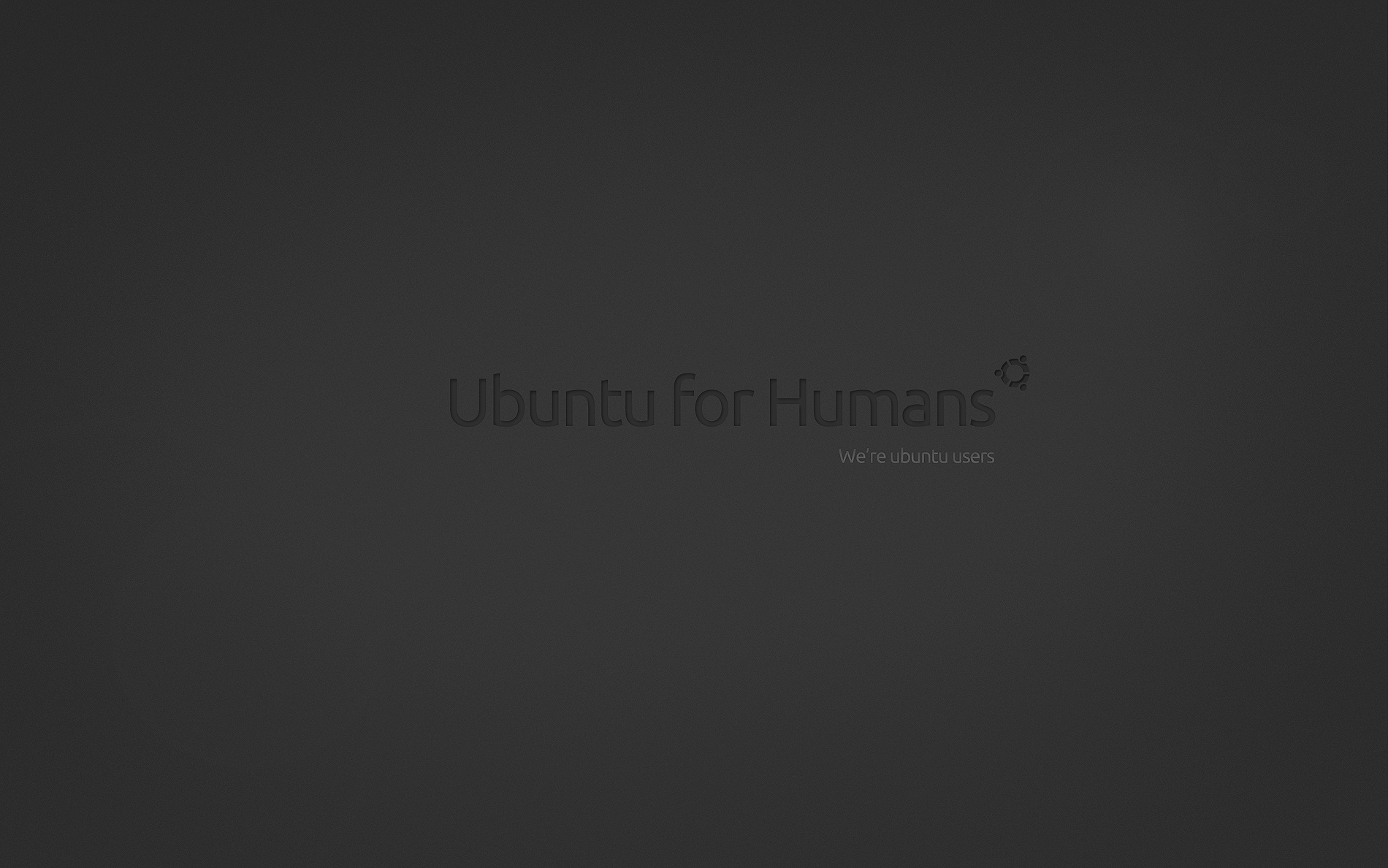 Ubuntu_for_Humans_sexy black by Felipi