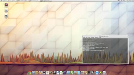 Linux Mint Debian Mate by Felipi