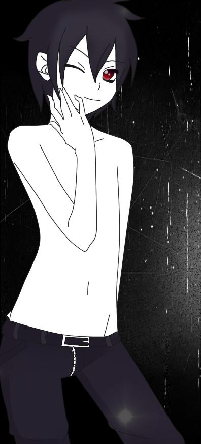 RQ: sexy Jeff by yowane-san22
