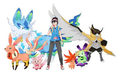 Jai-Ti's Fakemon Contest Entry