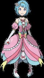 Pokemon Trainer Primrose