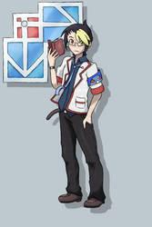 Gym Leader Noah