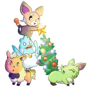 Jai-Ti Contest Part 2: Happy Holidays!!