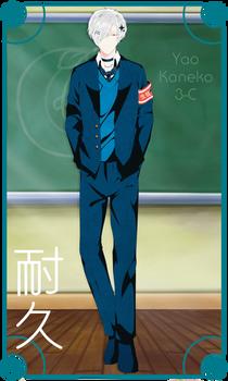 [T-H] :: Yao Kaneko