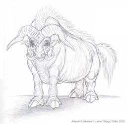 Un-named beast concept