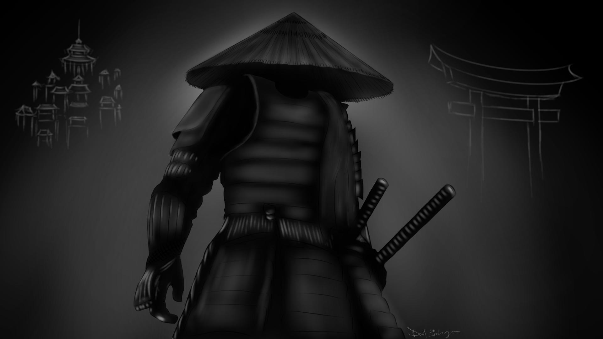 Sucker Punch Samurai Wallpaper