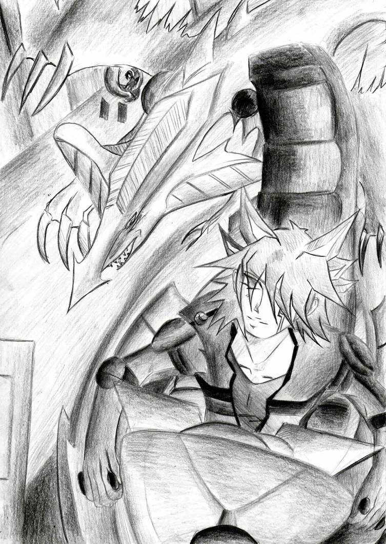 final duel yusei vs. jack
