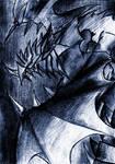 Dragons Spirit by IsakiYukihara