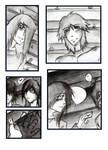 + Comic_Scetch_Page + by IsakiYukihara