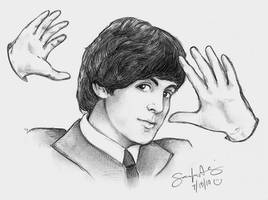 Paul McCartney by Kumu18