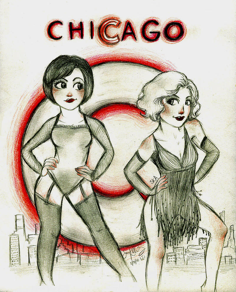 Chicago by Kumu18