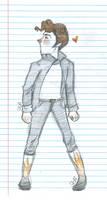 TeddyBoyGreaserRebel by Kumu18