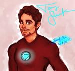 Tony Sketch