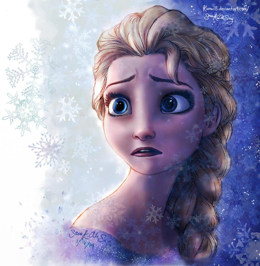 Frozen Heart by Kumu18
