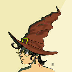 Wizard Hat by Indipen