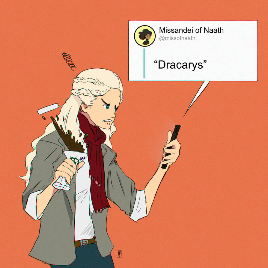 Dracarys by Indipen