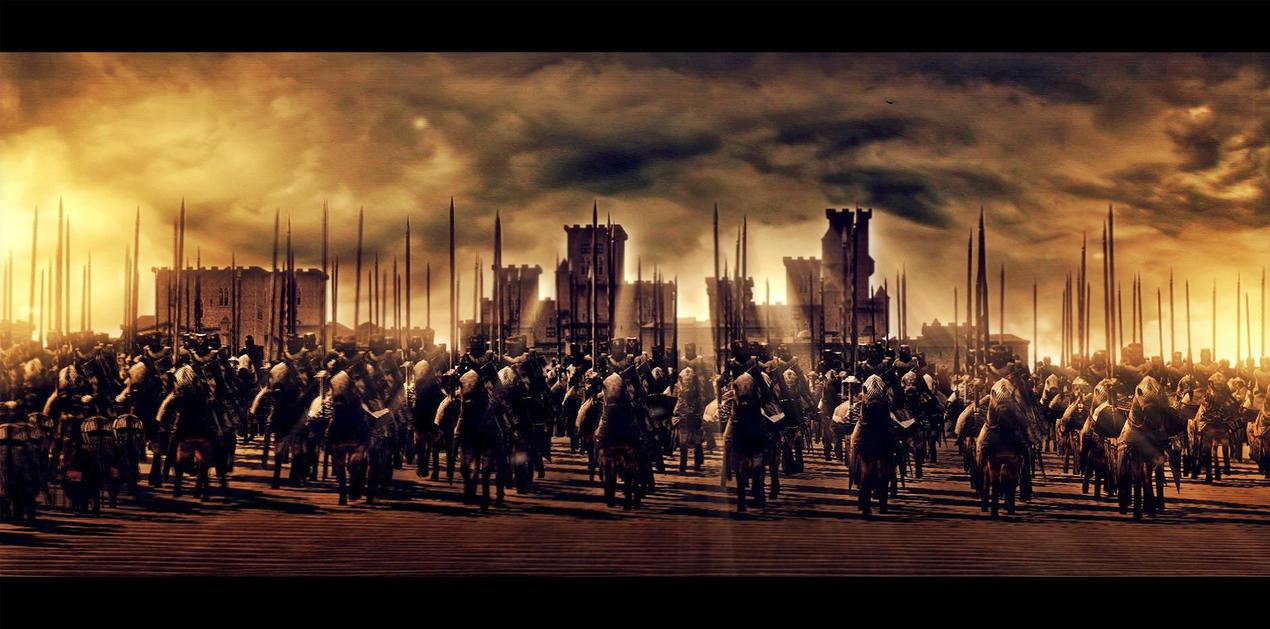 Templars by MalteBlom