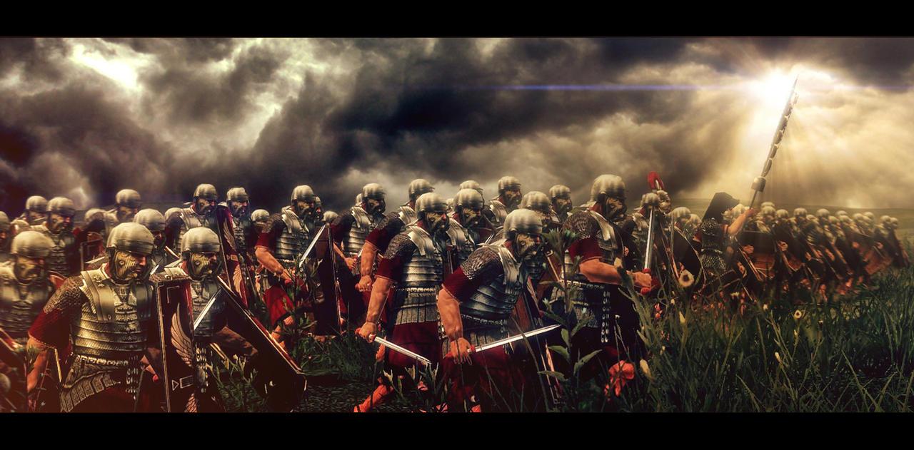Dark Warfare by MalteBlom