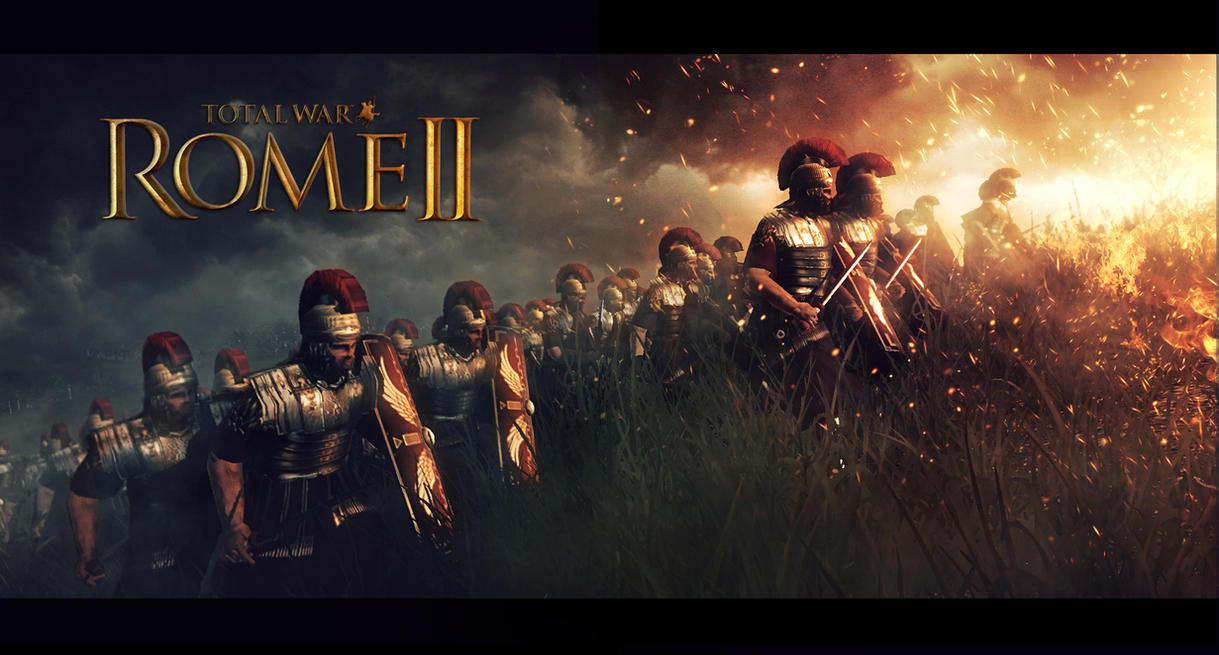 Rome II: Total War - Wallpaper by MalteBlom