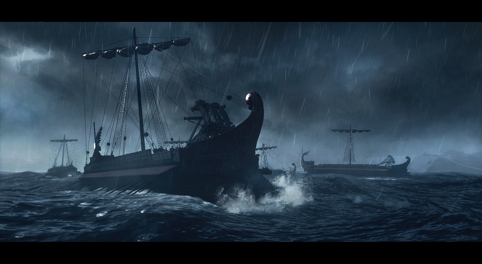 Heavy ballista ship by MalteBlom