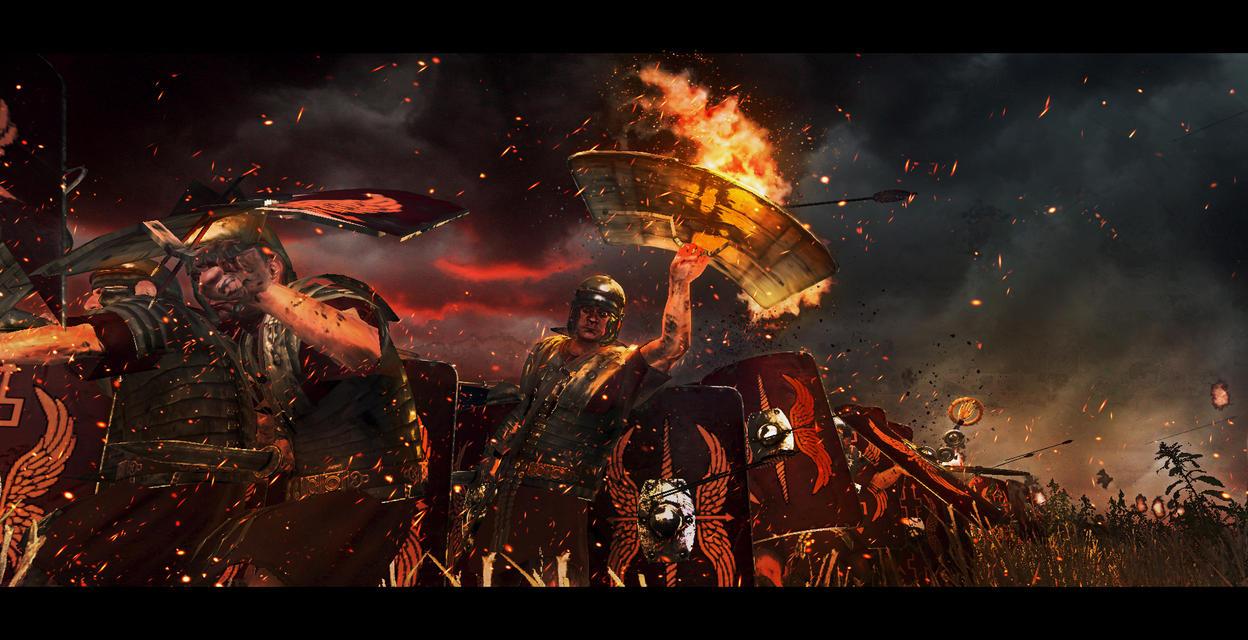 Battle Hardened by MalteBlom