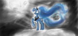 Luna's rise