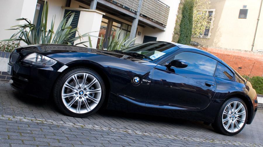 Z4 Coupe 5 by Scuzi